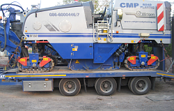 Road Planer/Road Sweeper Training
