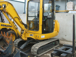 QSCS Mini Digger training