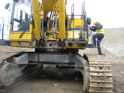QSCS 360° Excavator Operations training