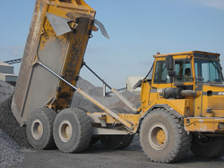 QSCS Articulated Dumper training
