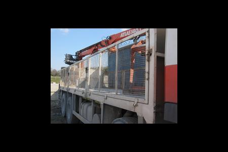 Truck Mounted Crane (HIAB)