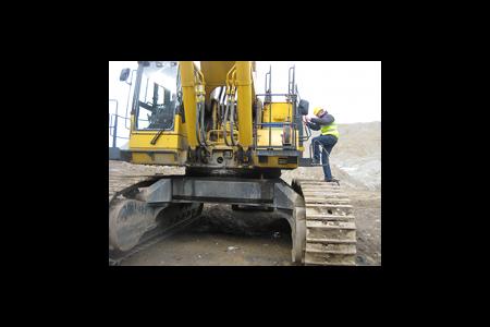 36° Excavator