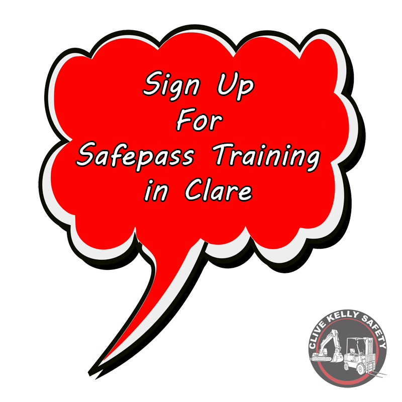 SafePass Training in Clare