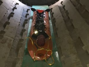 Confined Space Training - Extraction