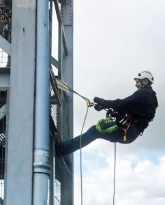 Work At Height Training - Clive Kelly