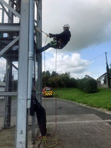 Work At Height Rescue Training