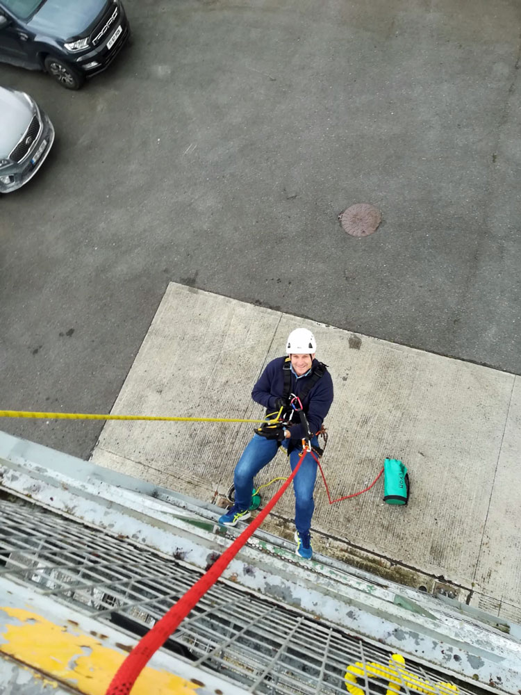 Work At Height Training by Clive Kelly